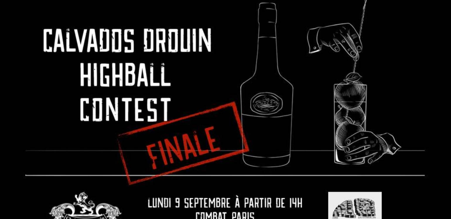 Finale Contest Highball Drouin